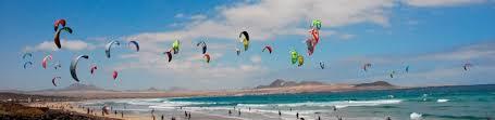 lanzarote kitesurfing panorama
