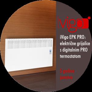električni radijator iVigo EPK PRO